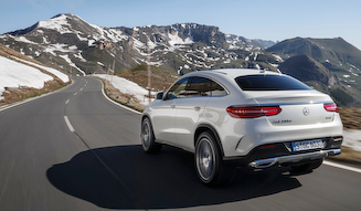 Mercedes-Benz GLE 350d 4MATIC Coupe|メルセデス・ベンツ GLE 350d 4マチック クーペ