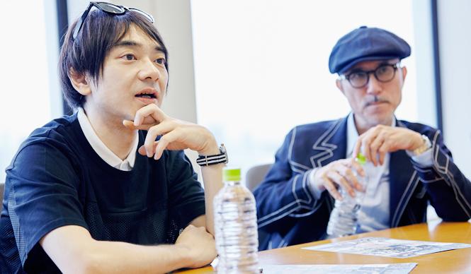 WORLD HAPINESS 2015|高橋幸宏×小山田圭吾 インタビュー