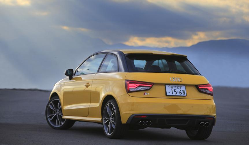 Audi S1|アウディ S1