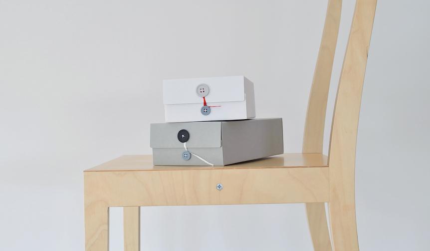 CONCRETE CRAFT Button Tissue Box|コンクリートクラフト ボタンティッシュボックス rectangle