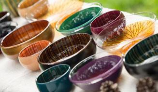 Cassina ixc.|素材と彩りの和