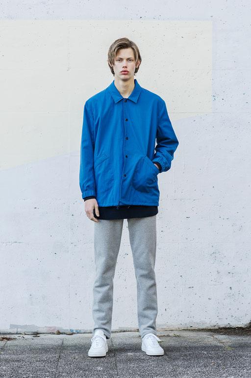 BLACK & BLUE|2015-16年秋冬コレクション
