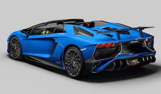 Lamborghini Aventador LP750-4 Superveloce Roadster|ランボルギーニ アヴェンタドール LP750-4 スーパーヴェローチェ ロードスター
