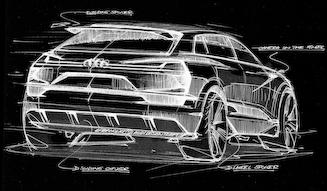 Audi e-tron quattro concept|アウディ eトロン クワトロ コンセプト