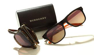 BURBERRY|メンズアイウェア