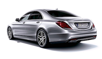 Mercedes-Benz S 300h|メルセデス・ベンツ S 300h