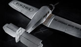 RIMOWA|飛行機