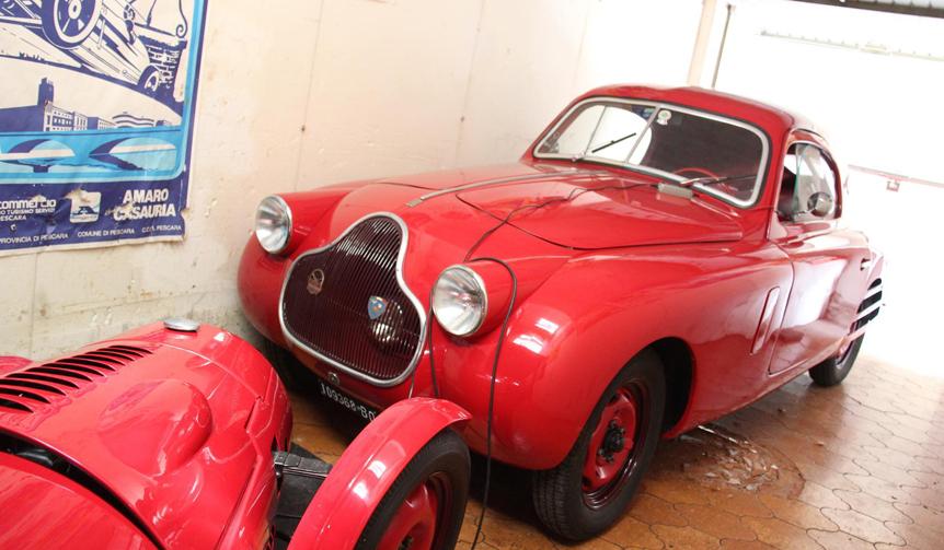Fiat 508 CS MM|フィアット508 CS MM