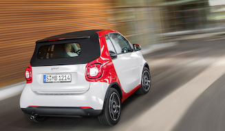 Smart fortwo Cabrio|スマート フォーツー カブリオ