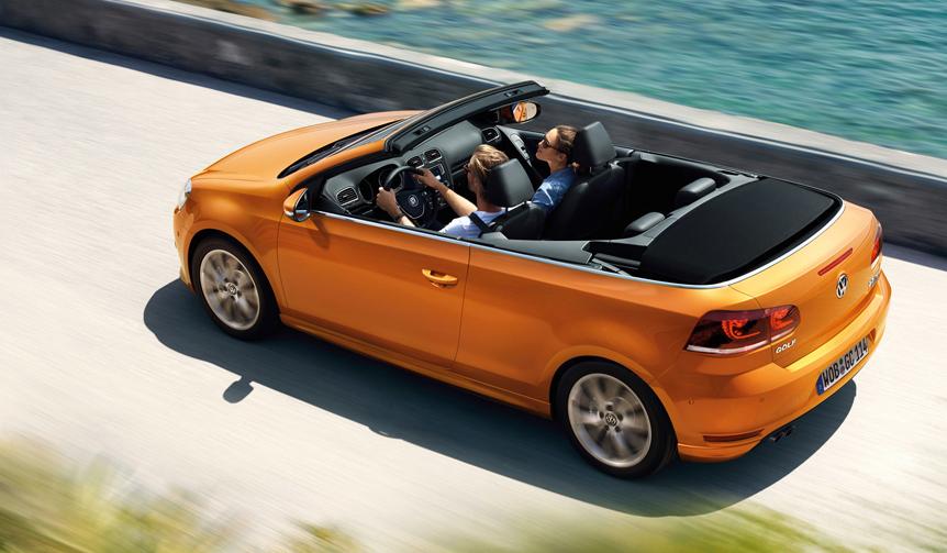 Volkswagen Golf Cabriolet|フォルクスワーゲン ゴルフ カブリオレ 07
