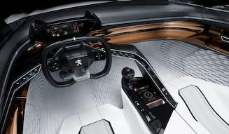 Peugeot Fractal|プジョー フラクタル
