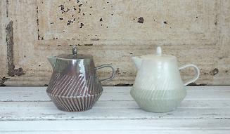 MISHIM POTTERY CREATION|ミシン ポタリー クリエーション teapot