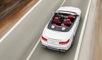 Mercedes-AMG S 63 4MATIC Cabriolet|メルセデスAMG S 63 4マティック カブリオレ