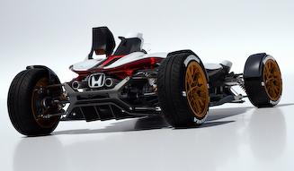Honda project 2&4 powerd by RC213V|ホンダ プロジェクト 2&4 パワード バイ RC213V