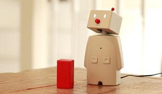 ユカイ工学|コミュニケーションロボットBOCCO