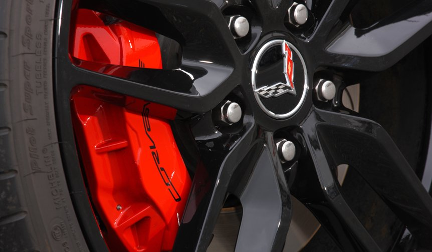 Chevrolet Corvette Coupe Z51|シボレー コルベット クーペ Z51 16