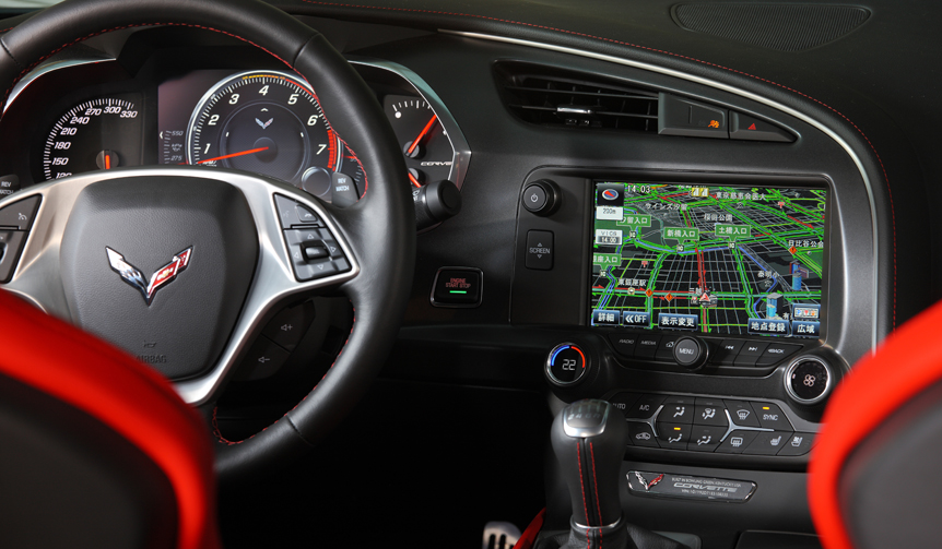 Chevrolet Corvette Coupe Z51|シボレー コルベット クーペ Z51 28