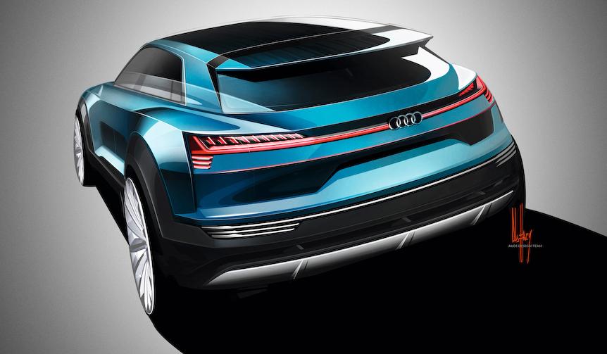 Audi e-tron quattro concept アウディ e-tron クワトロ コンセプト 067