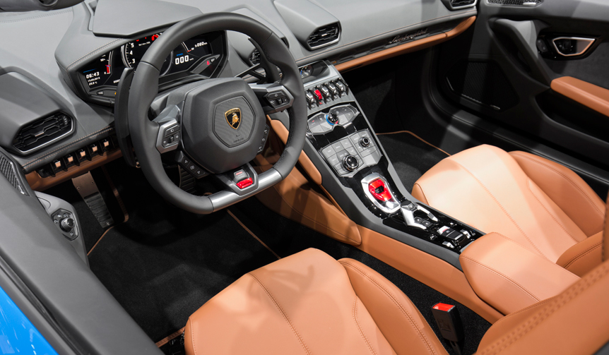 Lamborghini Huracan LP 610-4 Spyder|ランボルギーニ ウラカン LP610-4 スパイダー 20