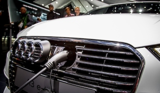 Audi A3 e-tron|アウディ A3 eトロン