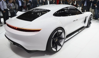 Porsche Mission-e|ポルシェ ミッションe