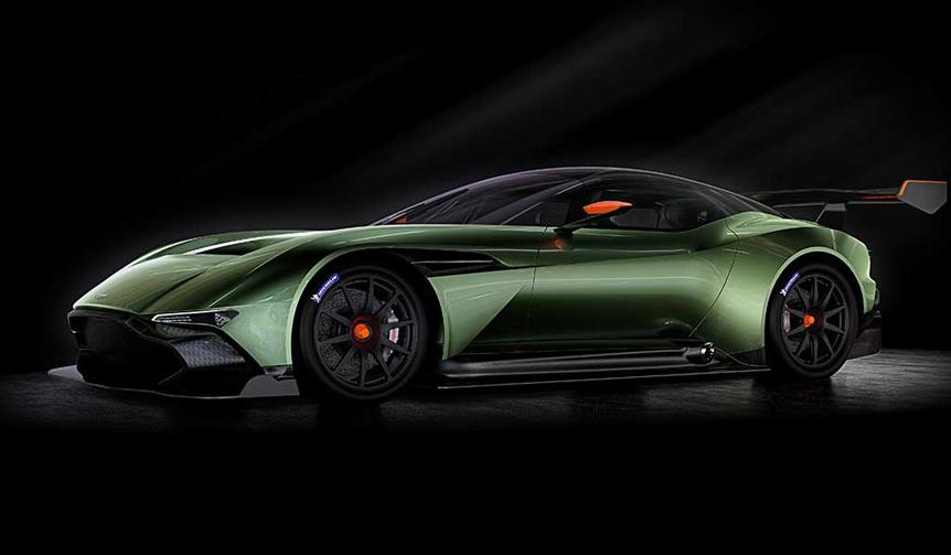 Aston Martin Vulcan|アストンマーティン ヴァルカン