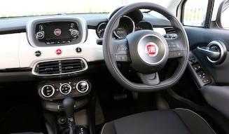 Fiat 500X フィアット 500X