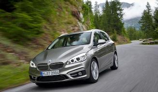 BMW 2 seris Active Tourer|ビー・エム・ダブリュー 2シリーズ アクティブツアラー