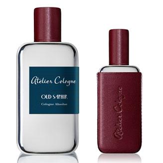 "ATELIER COLOGNE アトリエ・コロン 「コレクション・メタル」 ""ウード・サファイア"""