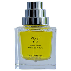 The Different Company ザ ディフェレント カンパニー エクストレ ド パルファン「Le 15 ル カーンズ」