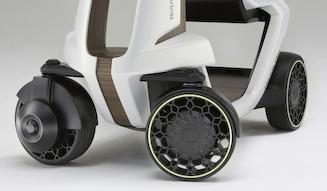 Honda Wander Walker concept|ホンダ ワンダー ウォーカー コンセプト