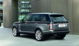 Land Rover Range Rover Autobiography|ランドローバー レンジローバー SV オートバイオグラフィー