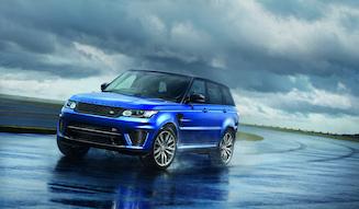 Land Rover Range Rover Sport SVR|ランドローバー レンジローバー スポーツ SVR
