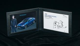 Jaguar XE KEI NISHIKORI EDITION|ジャガー XE 錦織圭エディション