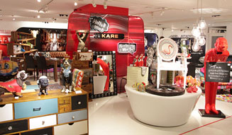 西武渋谷店|KARE