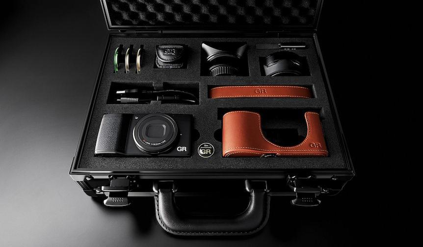 RICOH IMAGING|リコーイメージング GR II Premium Kit