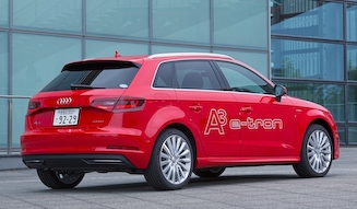 Audi A3 Sportback e-tron アウディ A3スポーツバック eトロン