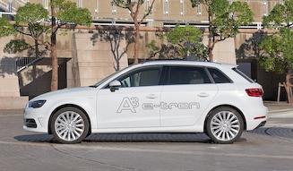 Audi A3 Sportback e-tron|アウディ A3 スポーツバック eトロン