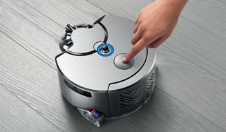 ダイソン|ロボット掃除機