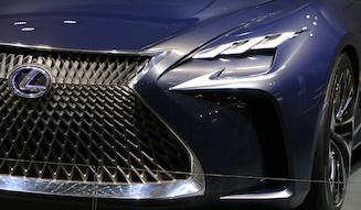 Lexus LF-FC|レクサス LF-FC