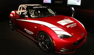 Mazda Global MX-5 cup|マツダ グローバル MX-5(ロードスター) カップ仕様車