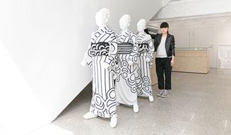 高橋理子|エキシビション「断絶から、連続を生む」