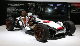 Honda 2&4 powered by RC213V|ホンダ 2&4 powered by RC213V