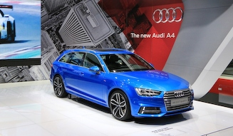 Audi A4 Avant 2.0t quattro|アウディ A4 2.0T アバント クワトロ