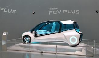Toyota FCV Plus|トヨタ FCV プラス