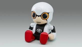 Toyota Kirobo mini|トヨタ キロボ ミニ