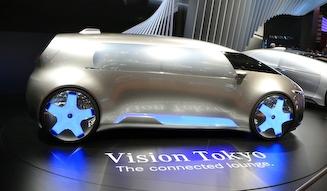Mercedes-Benz Vision Tokyo|メルセデス・ベンツ ビジョン TOKYO
