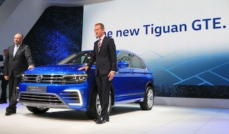 Volkswagen Tiguan GTE|フォルクスワーゲン ティグアン GTE