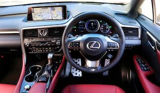 "Lexus RX 450h ""F SPORT""|レクサス RX 450h ""F SPORT"""