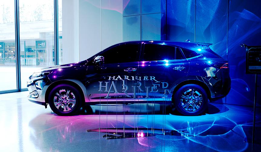 Toyota Harrier|トヨタ ハリアー02